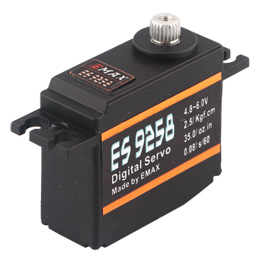 ES9258 Metal Digital Servo