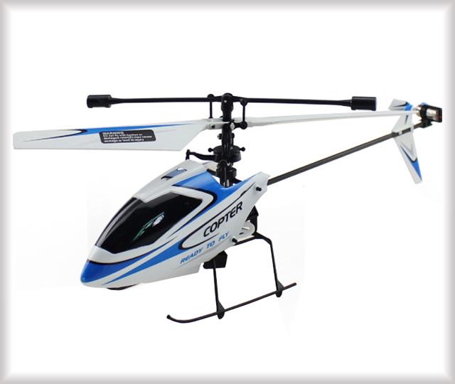四通道遥控直升机