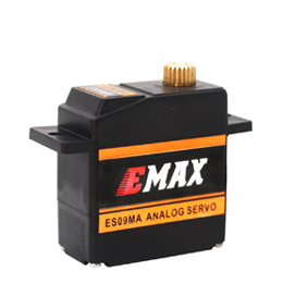ES09MA Metal Analog Servo